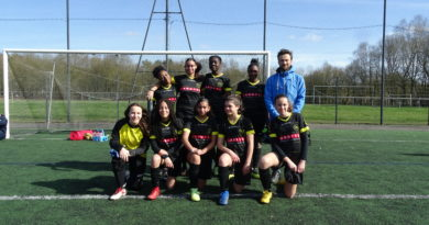Photo équipe U15